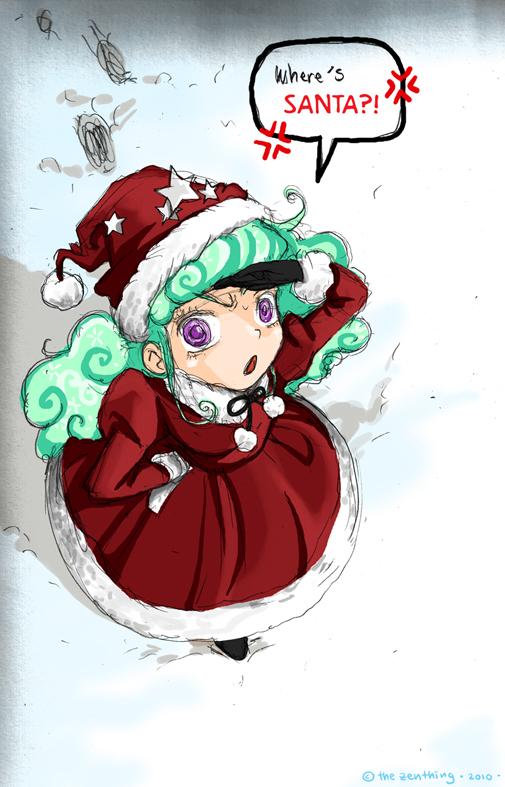 Presents, please!
